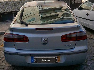 usado Renault Laguna previlege