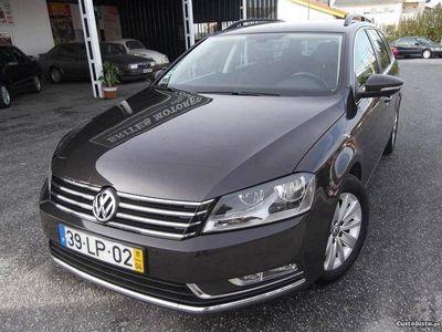 usado VW Passat Variant 1.6 TDI Conf -
