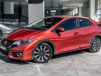 gebraucht Honda Civic 1.6 I-Dtec Executive + ADAS