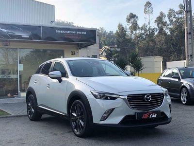 brugt Mazda CX-3 1.5 Skyactiv-D Excellence