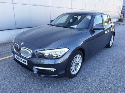 usado BMW 116 d EDynamics Advantage