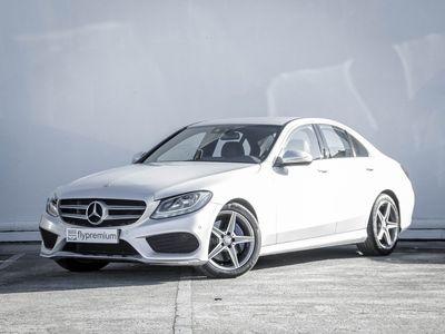 usado Mercedes C300 Classeh AMG Line (204cv) (4p)