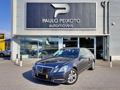 usado Mercedes E250 CDi Avantgarde BE