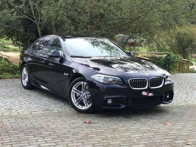 usado BMW 520 dA M-Sport Limousine