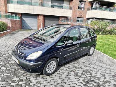 usado Citroën Xsara Picasso 1.6 Exclusive