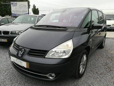 usado Renault Espace 2.0 DCI Family 7L