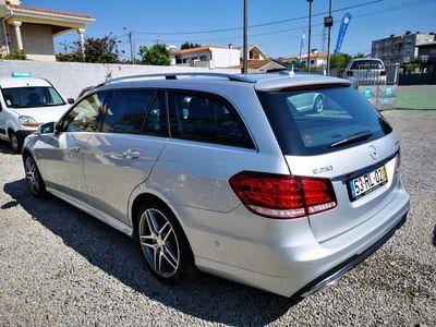 used Mercedes E250 AMG BLUETEC EDITION E