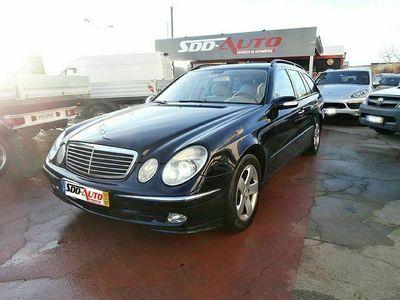 usado Mercedes E320 CDI Auto.