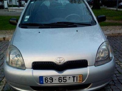 brugt Toyota Yaris 1.0 Sol