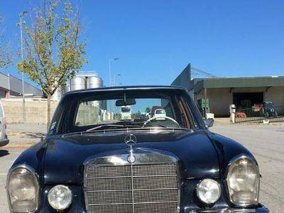 usado Mercedes S250 W108 de 1967