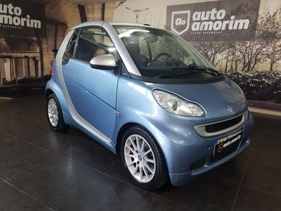 usado Smart ForTwo Cabrio 0.8 Cdi Passion