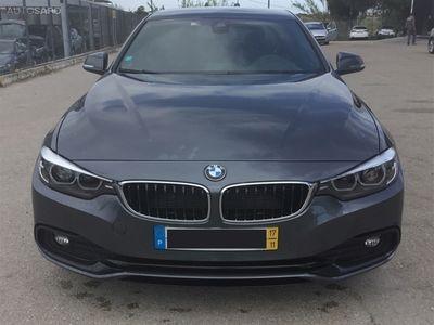 usado BMW 420 Série 4 Gran Coupé d Line Sport Auto (190cv) (5p)