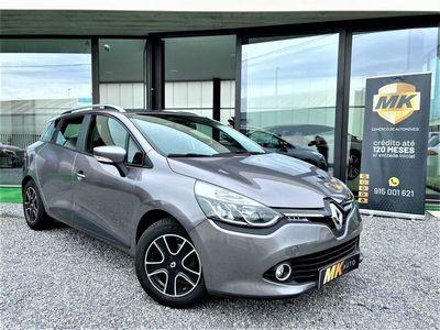 usado Renault Clio Sport Tourer 1.5 dci luxe