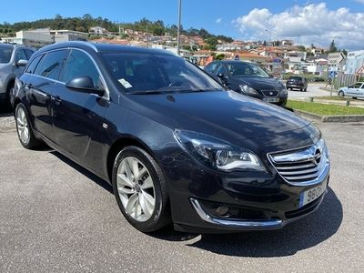 usado Opel Insignia Sports Tourer