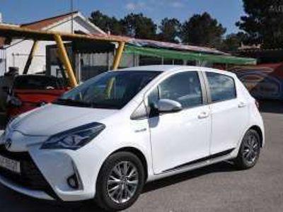 usado Toyota Yaris Híbrido