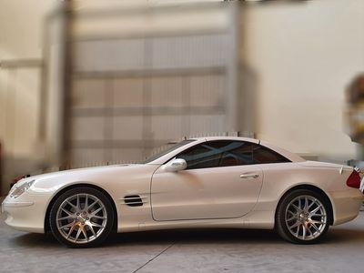 gebraucht Mercedes SL350 V6 240cv