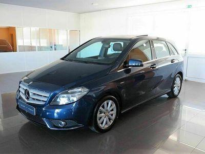 usado Mercedes B180 ClasseCDi BlueEfficiency (109cv) (5p)