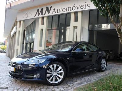 usado Tesla Model S P 85 C Iva Dedutivel