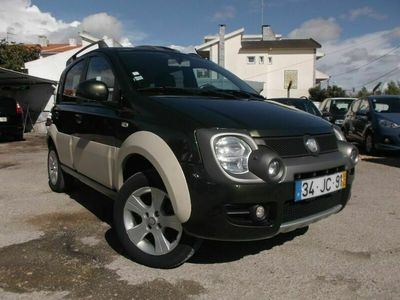 usado Fiat Panda Cross 1.3 16V M-jet 4x4 280