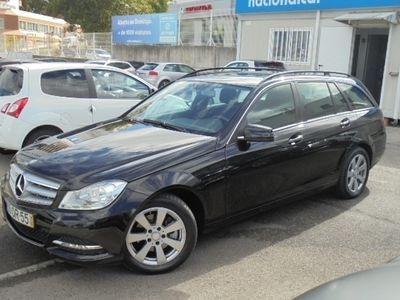 usado Mercedes C220 Classe Ccdi classic be