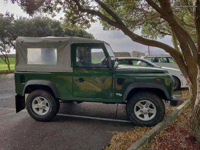 gebraucht Land Rover Defender 90 2.5 TD5 Soft TOP
