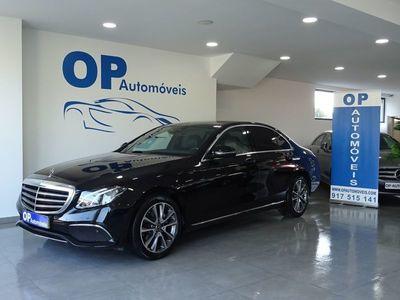 usado Mercedes E220 EXCLUSIVE 9G Tronic NACIONAL