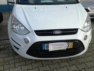gebraucht Ford S-MAX 2.0 TDCI 140cv 7Lug