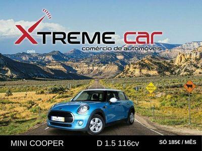 usado Mini Cooper D 1.5 116cv