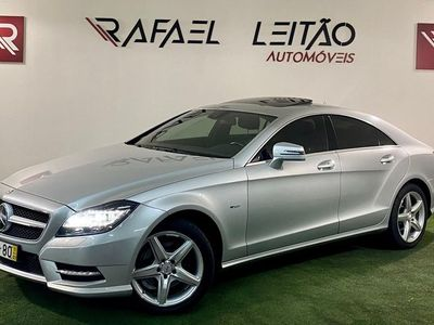 usado Mercedes CLS350 AMG CDI Bluefficiency NACIONAL