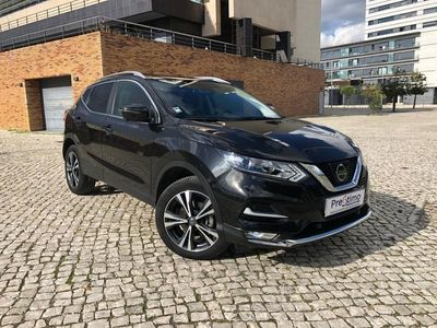 usado Nissan Qashqai 1.5 dCi N-CONNECTA PS+RS+LED