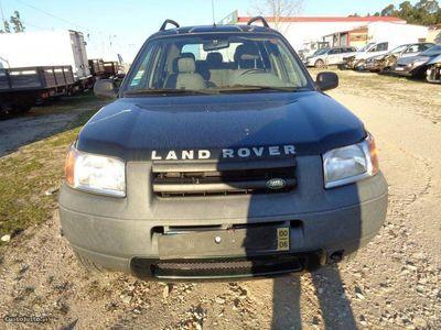 gebraucht Land Rover Freelander 2.0 D