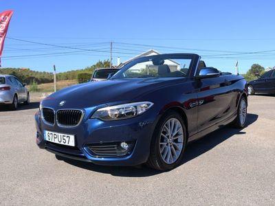 usado BMW 220 ---