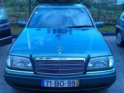 usado Mercedes C220 CBAA25 - 95
