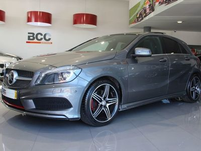usado Mercedes A250 Turbo 211Cv SPORT Limited Edition AMG