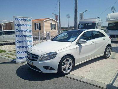 usado Mercedes A160 CDi BE Urban