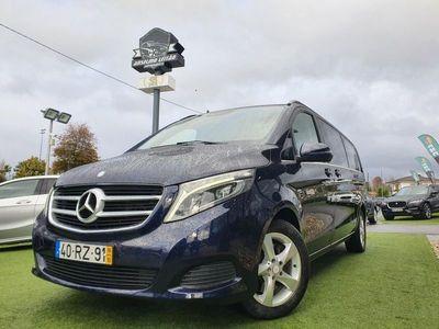 usado Mercedes V250 BlueTEC Longo Avantgarde