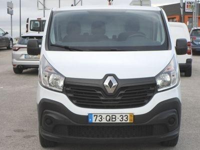 usado Renault Trafic 1.6DCI 115HP L1H1