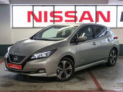 usado Nissan Leaf LEAF5p 40kWh Tekna 2020
