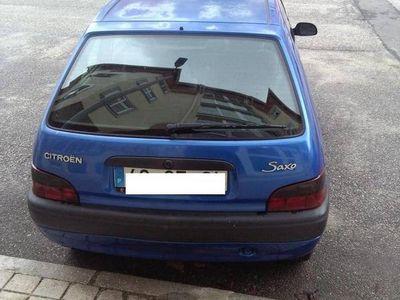 usado Citroën Saxo 1.1 gasolina - 96