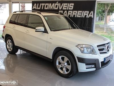 usado Mercedes GLK200 ClasseCDi BE (136cv) (5p)