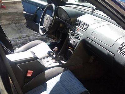 usado Mercedes C220 diesel -