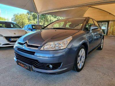 usado Citroën C4 1.6 HDI Exclusive