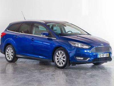 usado Ford Focus SW Titannium