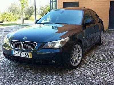 usado BMW 535 Biturbo Assistido na Marca