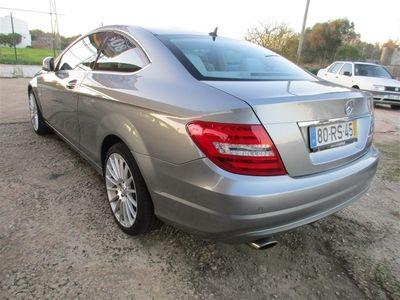 usado Mercedes C220 Classe CCDi BE Aut. (170cv) (3p)