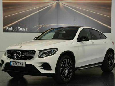 usado Mercedes GLC350 e AMG Line 4Matic Coupé
