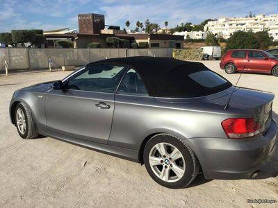 usado BMW 120 Cabriolet 120 d,