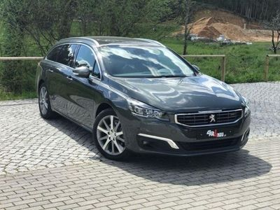 usado Peugeot 508 sw 2.0 BlueHDi GT Line