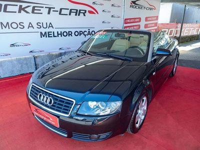 usado Audi A4 Cabriolet Sport