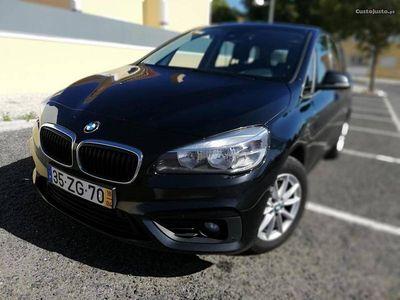 usado BMW 216 Grand Tourer 7 lugares c/garantia